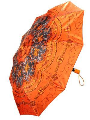 Зонт Sponsa. Цвет: оранжевый