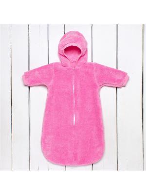 Комбинезон-мешок Утенок. Цвет: розовый
