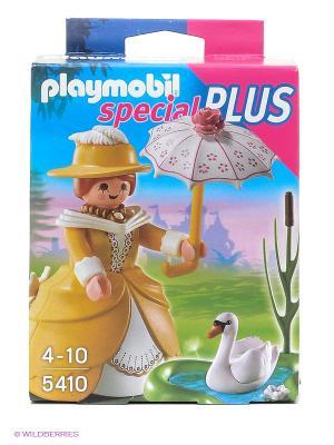 Дополнение Принцесса с прудом Playmobil. Цвет: желтый, зеленый
