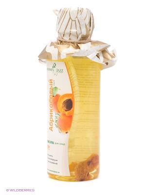 Масло жидкое для лица Абрикосовый  джаз, 200 мл АРОМАДЖАЗ. Цвет: светло-желтый