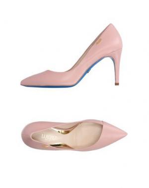 Туфли LORIBLU. Цвет: розовый