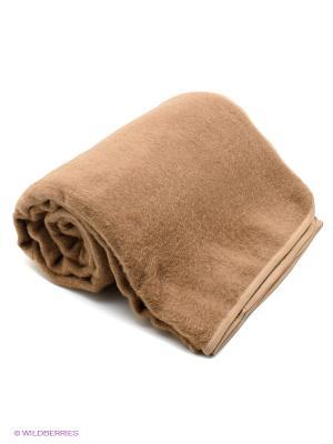 Одеяло РУНО. Цвет: коричневый