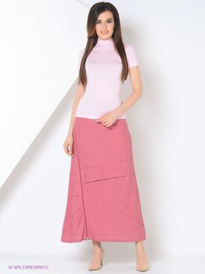 Водолазка RUXARA. Цвет: бледно-розовый, кремовый