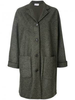Пальто Paul Kiltie. Цвет: зелёный