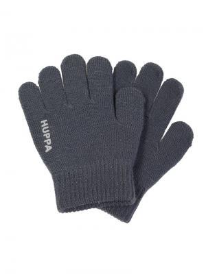 Перчатки LEVI HUPPA. Цвет: серый