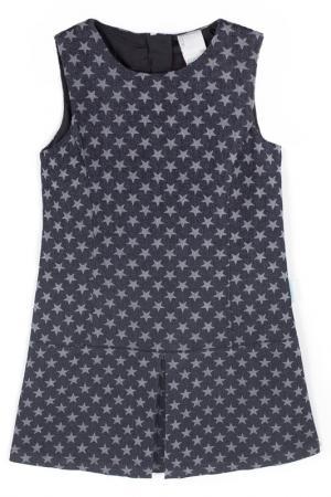 Платье Coccodrillo. Цвет: черный