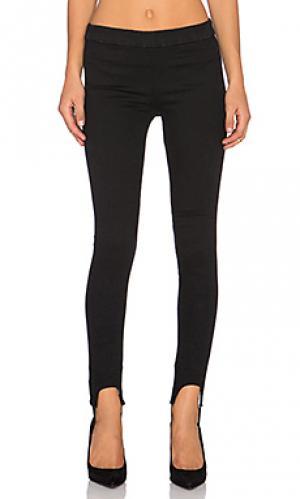 Узкие джинсы с хомутом внизу штанин bridgette MCGUIRE. Цвет: none