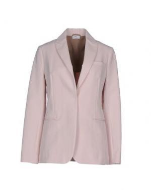 Пиджак BRUNELLO CUCINELLI. Цвет: светло-розовый