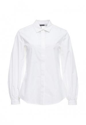 Рубашка Sportmax Code. Цвет: белый