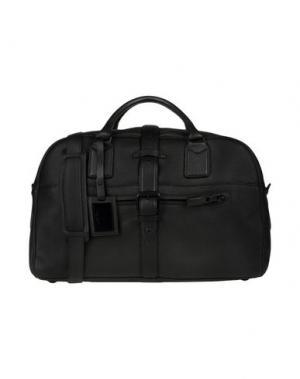 Дорожная сумка MARC JACOBS. Цвет: черный