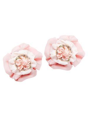 Резинка Kameo-bis. Цвет: розовый, белый
