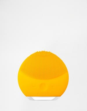 Foreo Желтая мини-щеточка Luna 2. Цвет: бесцветный