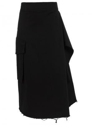 Midi skirt Uma | Raquel Davidowicz. Цвет: чёрный