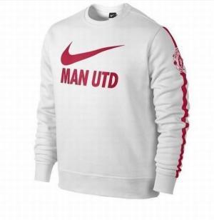 Толстовка  FC Manchester United Nike