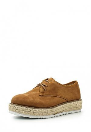 Ботинки Jessy Ross. Цвет: коричневый