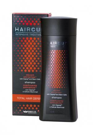 Шампунь против выпадения волос Brelil Professional. Цвет: серый