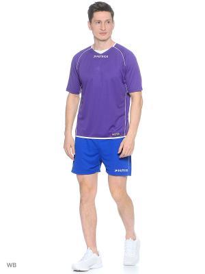 Футболка Patrick. Цвет: фиолетовый
