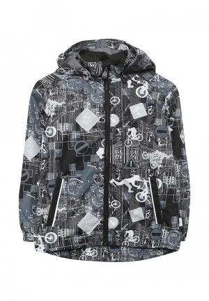 Куртка Huppa. Цвет: серый