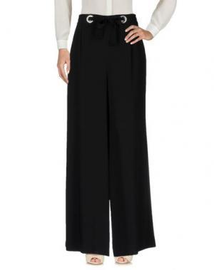 Повседневные брюки ANNIE P.. Цвет: черный