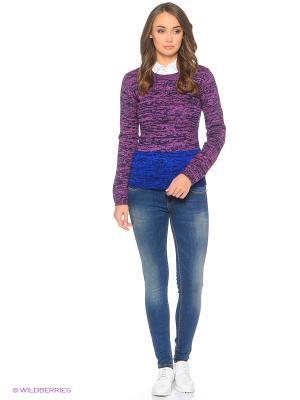 Джемпер Flo&Jo. Цвет: фиолетовый