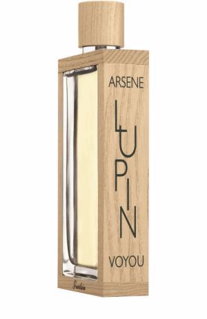 Парфюмерная вода Arsene Lupin Voyou Guerlain. Цвет: бесцветный