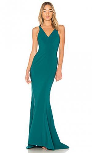Вечернее платье elisas LIKELY. Цвет: бирюзовый