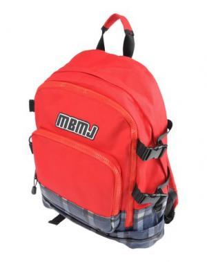 Рюкзаки и сумки на пояс MARC BY JACOBS. Цвет: красный