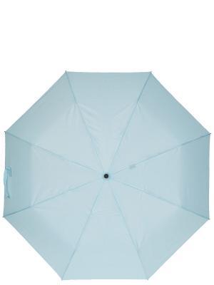 Зонт Labbra. Цвет: серо-голубой
