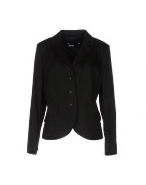 Пиджак NOW. Цвет: черный