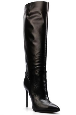 High boot Grey Mer. Цвет: black
