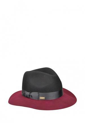Шляпа Betmar. Цвет: бордовый