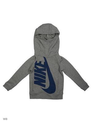 Худи G NSW MDRN HOODIE FNL Nike. Цвет: черный