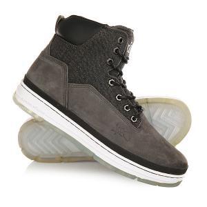 Ботинки высокие  State Sport Dark Grey K1X. Цвет: серый