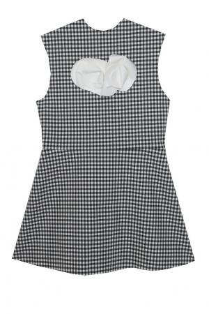 Блузка Jellychess A.W.A.K.E.. Цвет: черный, белый