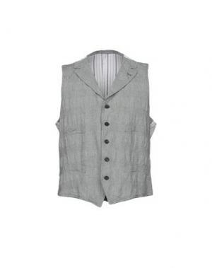 Пиджак WOOSTER + LARDINI. Цвет: серый