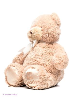Игрушка мягкая My first Teddy Gund. Цвет: коричневый