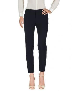 Повседневные брюки KITTE. Цвет: темно-синий