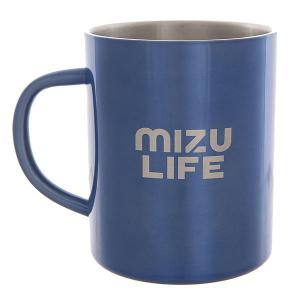 Кружка  Camp Cup Life Blue Steel Le Mizu. Цвет: синий