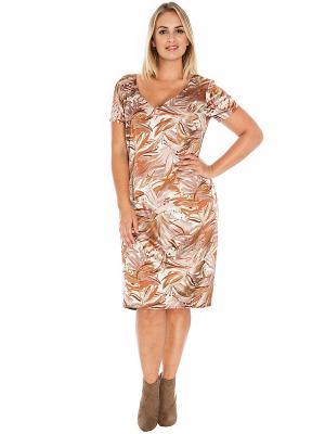 Платье Goddiva plus