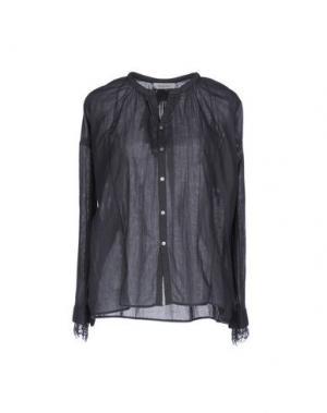 Pубашка BELLA JONES. Цвет: свинцово-серый