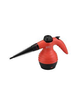 Пароочиститель ручной Sinbo SSC 6411 1050Вт. Цвет: красный