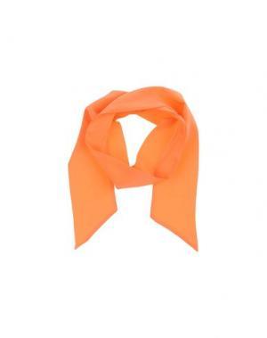 Шарф MICHAEL KORS COLLECTION. Цвет: оранжевый