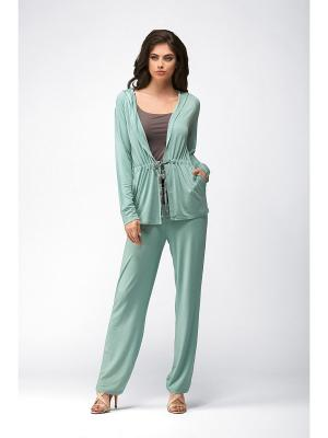 Комплект одежды Marc&Andre. Цвет: бирюзовый