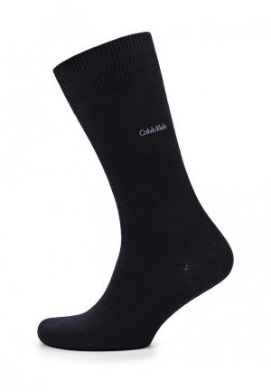 Носки Calvin Klein Underwear. Цвет: синий