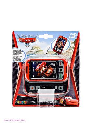 Телефон Шпиона Тачки 2 Smoby. Цвет: красный, черный