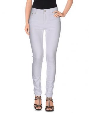 Джинсовые брюки TWIST & TANGO. Цвет: белый