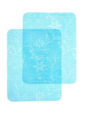 Плейсматы, 2 шт DiMi. Цвет: голубой
