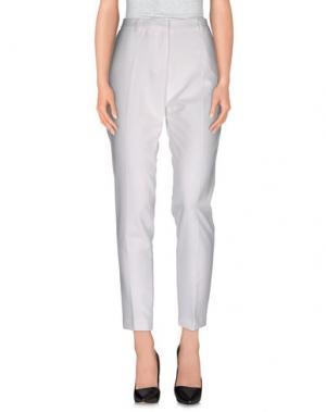 Повседневные брюки KATIA G.. Цвет: белый
