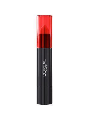 Помада-бальзам для губ Sexy Balm, Infaillible, полупрозрачный, оттенок 110, Ты не в теме, 14 г L'Oreal Paris. Цвет: красный