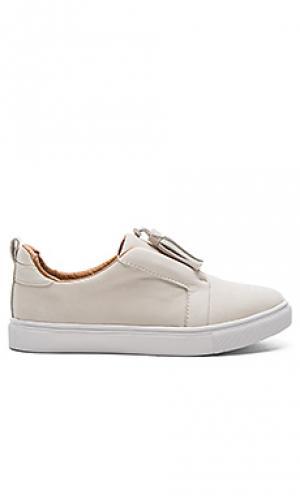 Figment slip-on sneaker JAGGAR. Цвет: white